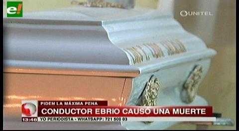 Envían a Palmasola al causante de la muerte de un menor de siete meses