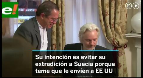 Assange se entregará mañana a Reino Unido si la ONU falla contra él