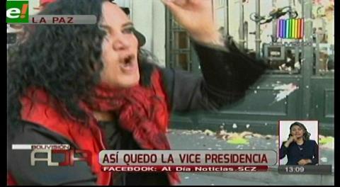 Mujeres Creando rechaza gastos lujosos del Gobierno y lanza tortazos a la Vicepresidencia