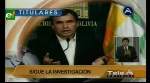 Titulares de TV: Obispos de la Iglesia aseguran que no se acobardarán y convocaron a constituir liderazgos que unan a Bolivia