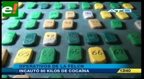 Incautan droga peruana que tenía como destino Chile
