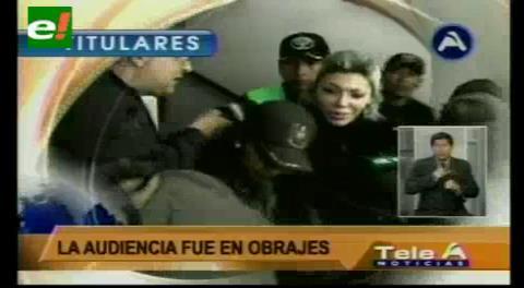 Titulares de TV: Supuesto hijo de Zapata y del presidente Morales estaría en el exterior por seguridad