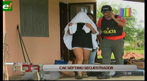 Cae séptimo secuestrador de presunta banda de peruanos
