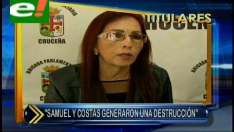 Titulares: Para el NPC Doria Medina y Costas hacen cuoteo político