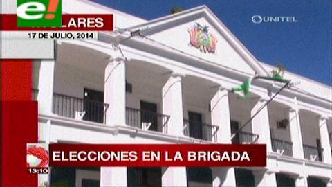 Titulares: El MAS no reconoce la sucesión de Cristina Viscarra como Presidenta de la BPC