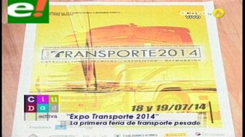 Hoy arranca la Primera Feria del Transporte Pesado