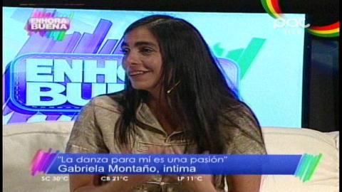 El lado desconocido de Gabriela Montaño