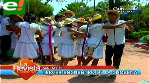 Se realizó con éxito el Festival Nacional de la Chobena