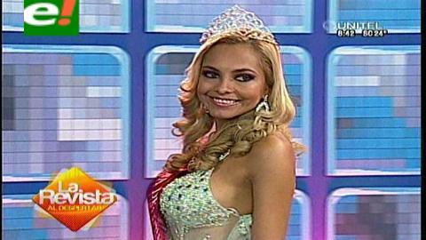 Reina de América del Sur 2014 es Giomara Filipovich