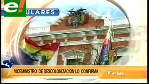 Titulares de TV: Gobierno afirma que presentó una demanda contra Amalia Pando