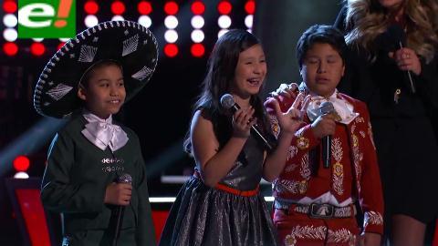 La Voz Kids: Niña boliviana sigue en la competencia de talentos