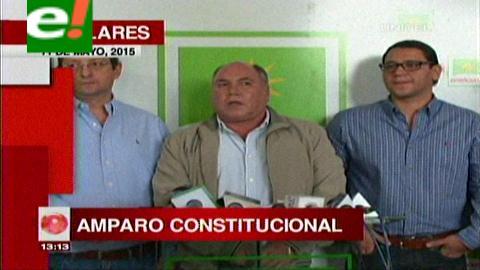 Titulares de TV: Dellien apelará los resultados electorales del Beni