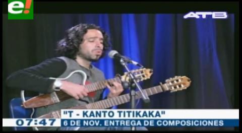 """""""T-Kanto Titikaka"""" un festival por la preservación del lago"""