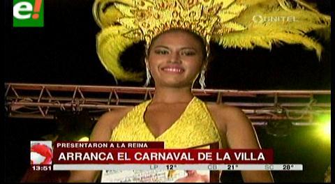 Arrancó el carnaval en la Villa Primero de Mayo