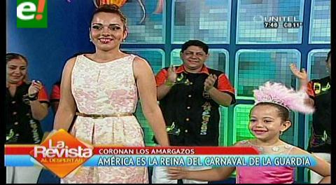 La Guardia presenta a sus reinas del carnaval 2016