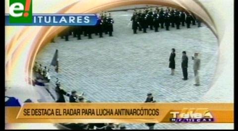 Titulares de TV: Francia firma un acuerdo con Bolivia para ayuda en áreas educativas y económicas