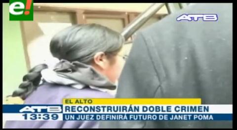 """Era una familia de usureros"" dice la imputada del doble asesinato de San Felipe de Seque"