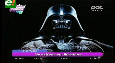 """Star Wars: El despertar de la Fuerza"" gran estreno el 17 de diciembre"