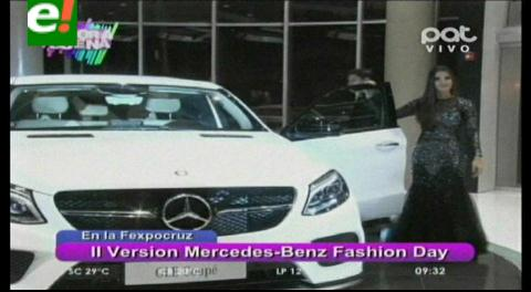 Moda Internacional: Anuncian la 2da versión del Mercedes-Benz Fashion Day