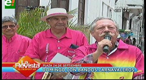 """Los Peines ganaron el concurso de """"Bandos Carnavaleros"""""""