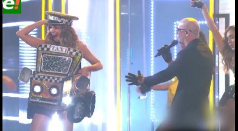 Vea el sensual baile de Sofía Vergara en los Grammy