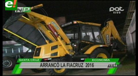 Fiacruz 2016 abrió sus puertas