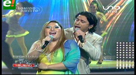Cristian Del Río y Adriana Yañiquez hicieron bailar en Cantando por un Sueño