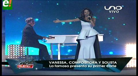 Vanessa Áñez sigue conquistando y quiere más