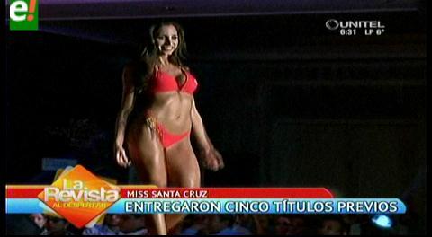 Miss Silueta es la warneña Alejandra Molina