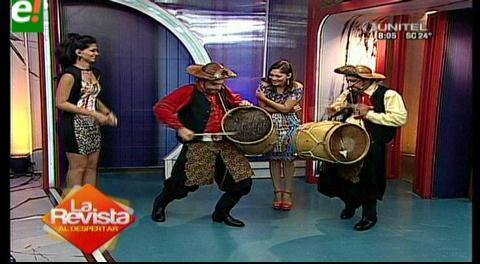 """El """"Dúo Tabernáculo"""" presente en el aniversario de Tarija"""