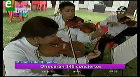 Hoy empieza el Festival Internacional de Música Renacentista y Barroca