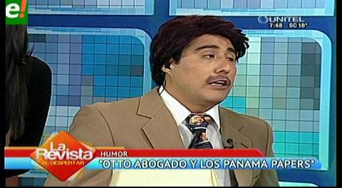 """""""Otto Abogado"""" investiga los Panamá Papers"""