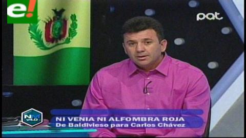 """Baldivieso """"sin mentiras"""""""