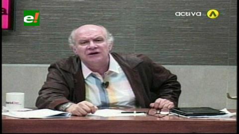 Valverde sugiere a los candidatos opositores ir solos y que saquen 15% de votación en las elecciones
