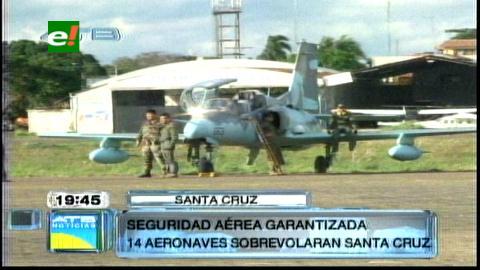 Seguridad aérea está garantizada para el G-77