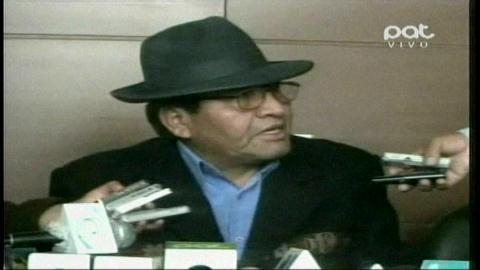Magistrado Cusi sigue hospitalizado y convocarían a suplente