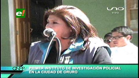 Oruro tiene el primer Instituto de investigación científica sofisticado