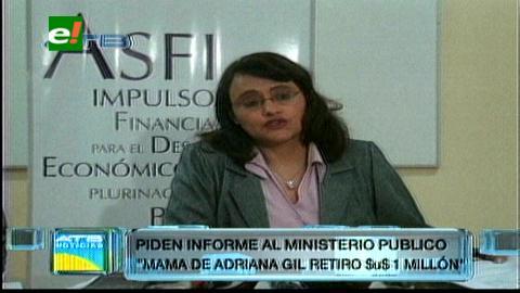 Asfi involucra a diputada Gil en quiebra de la Cooperativa San Luis