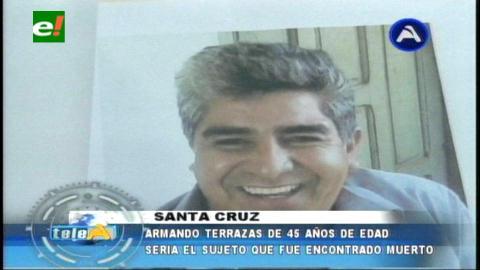 Santa Cruz: Golpean y matan a un chofer municipal