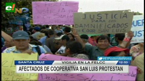 Bloqueo: Ex socios de la San Luis piden no dilatar la audiencia de la madre de Adriana Gil