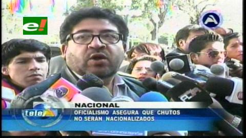 """Diputado Elío asegura que no existirá otra nacionalización de vehículos """"chutos"""""""
