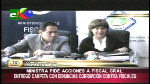El Ministerio Público identificó más de 6.500 casos de corrupción
