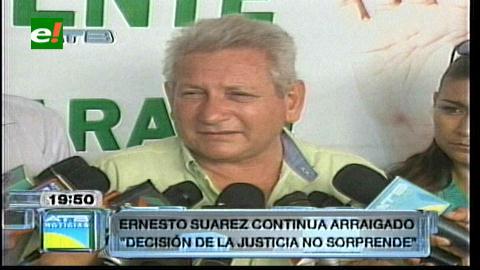 """Rubén Costas: """"Desarraigo a Suárez no nos atemoriza"""""""