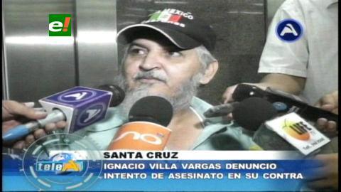 """Caso terrorismo: """"El Viejo"""" denuncia intento de asesinato en su contra"""