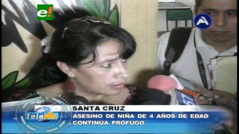Fiscalía emite orden de aprehensión contra el asesino de María Jesús