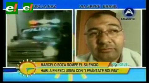 Soza: En el hotel Las Américas hubo una ejecución extrajudicial