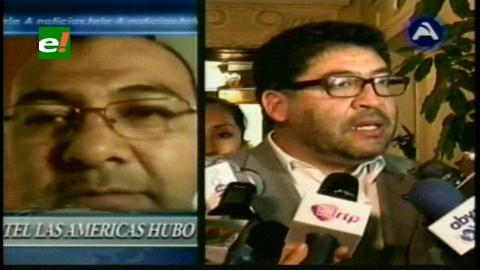 Presidente de Diputados: hay 'complicidad' entre el Conare de Brasil y el exfiscal Marcelo Soza