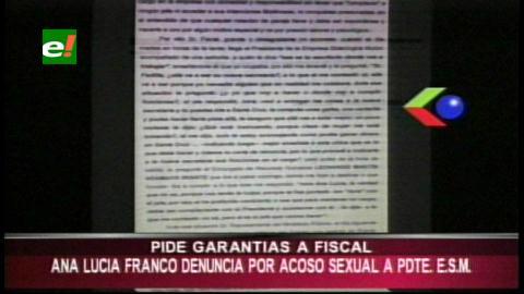 Piden la renuncia del presidente de ESM tras denuncia de acoso sexual