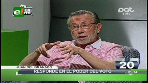 Del Granado propone un Consejo de productores entre el Estado y los empresarios