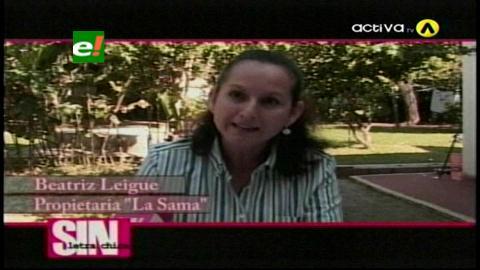 100 mil hectáreas tomadas en Santa Cruz, el INRA nunca desalojó a nadie